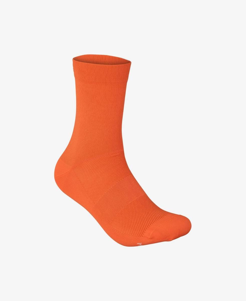 POC Fluo Sock Fluorescent Orange